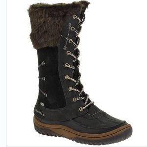 MERRELL Decora Prelude Waterproof Winter Boots 6